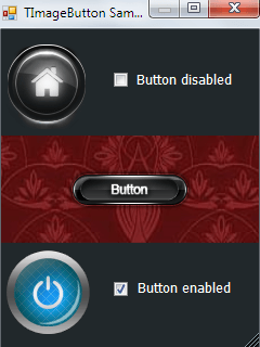 TImageButton screen