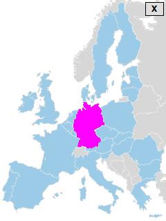 RegionControl screen