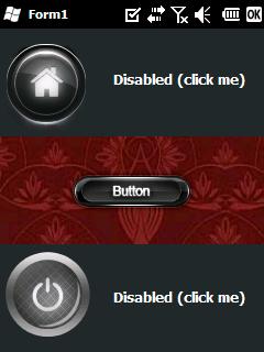 TImageButton screen