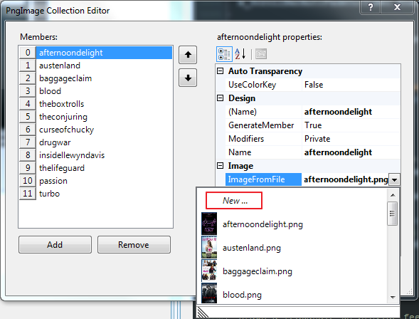 Custom editor for setting PNG source from file