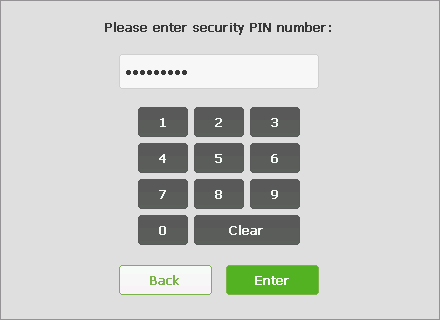 Disarm security form with RoundTextBox.