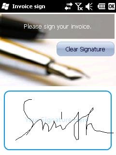 DrawingPad screen